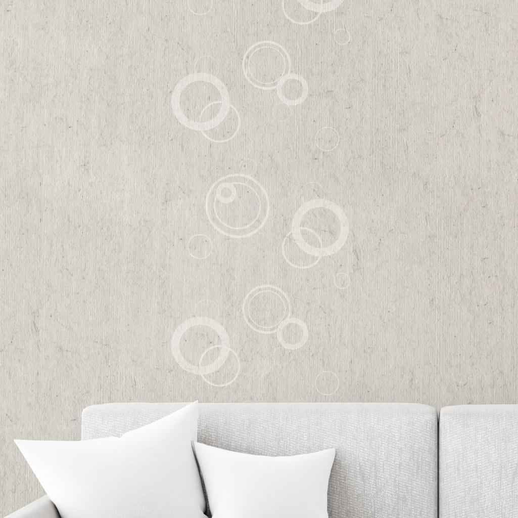Design circels white